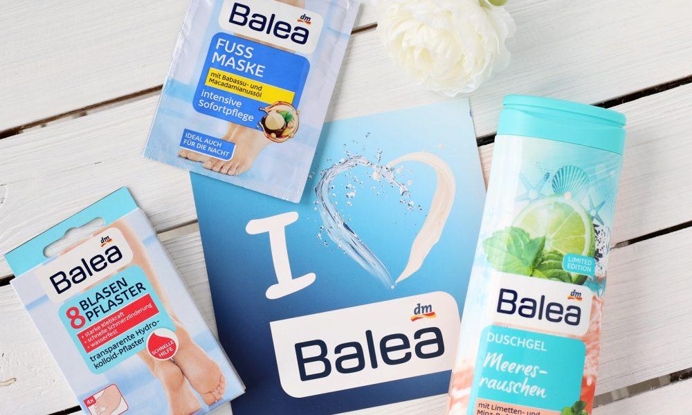 Balea Badvergnügen Box Duschgel Meeresrauschen Handcreme Volumenpuder (9)