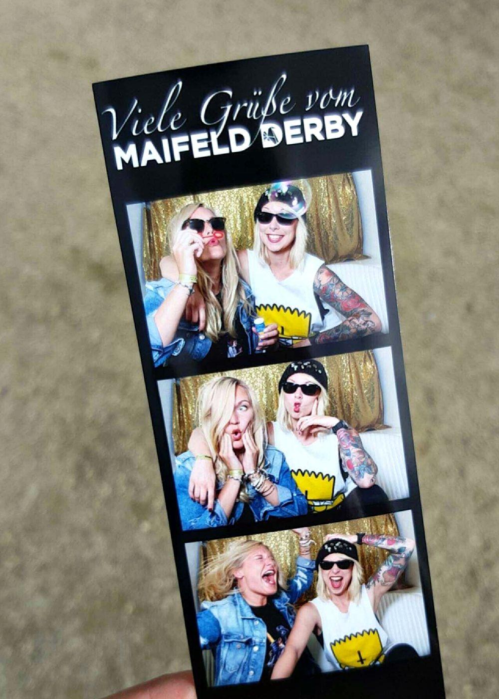Festivalblogger Maifeld Derby Mannheim 2016 Fotobox Bilder 2