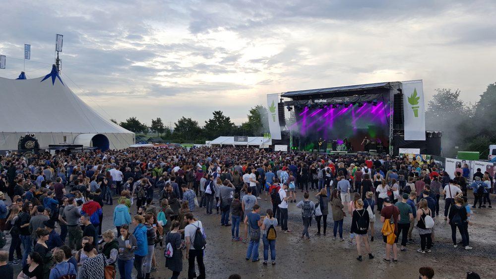 Festivalblogger Maifeld Derby Mannheim 2016 Kadavar