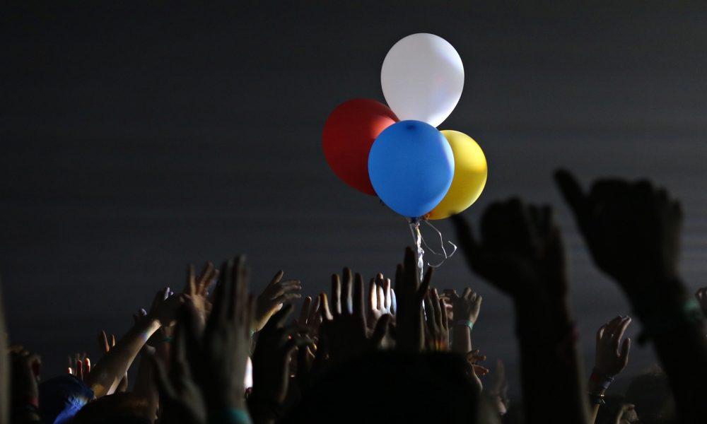 Festivalblogger Maifeld Derby Mannheim 2016 Luftballons
