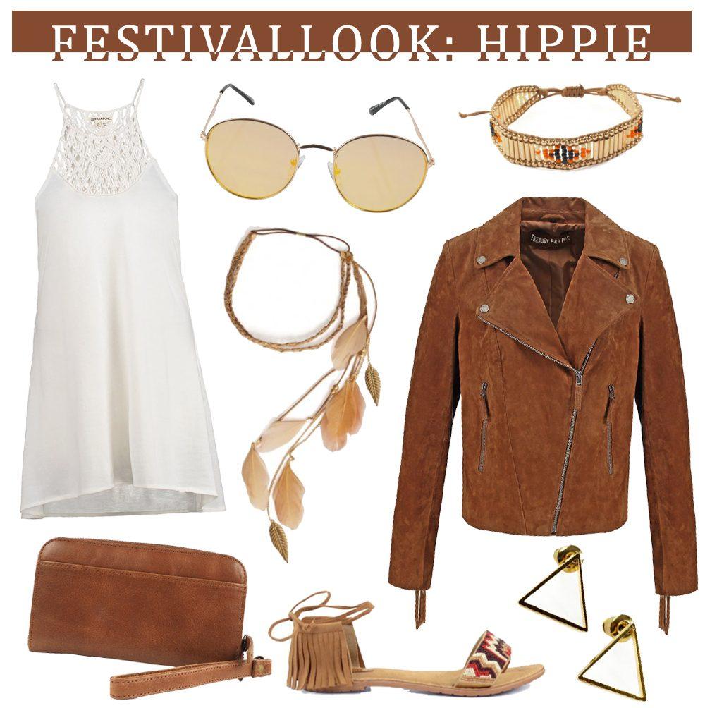 Festivallook Sacha Hippie