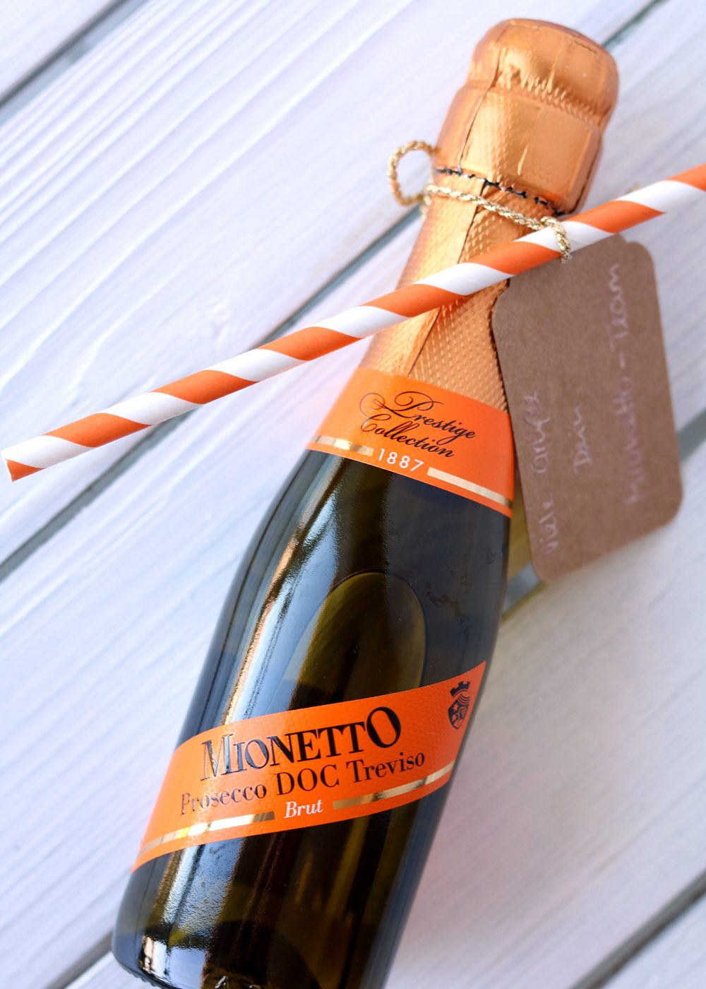 Berlin Fashion Week Blog Box Mionetto Prosecco