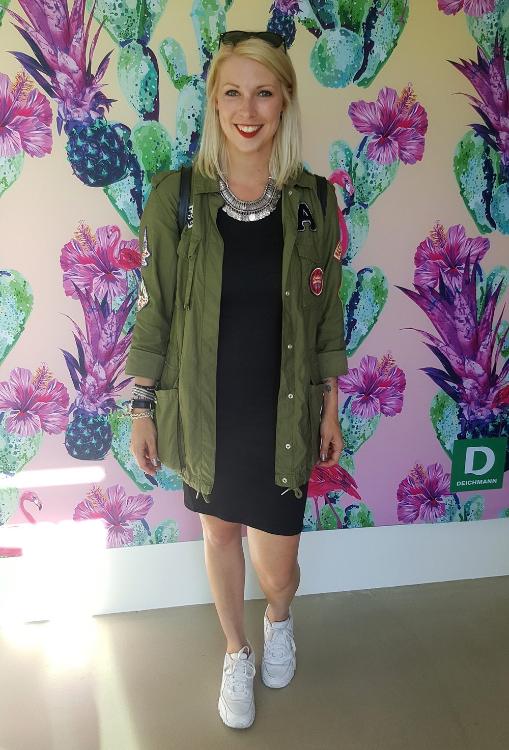 Deichmann Blogger Loft Mercedes Benz Fashion Week Berlin Juli 2016 (6)