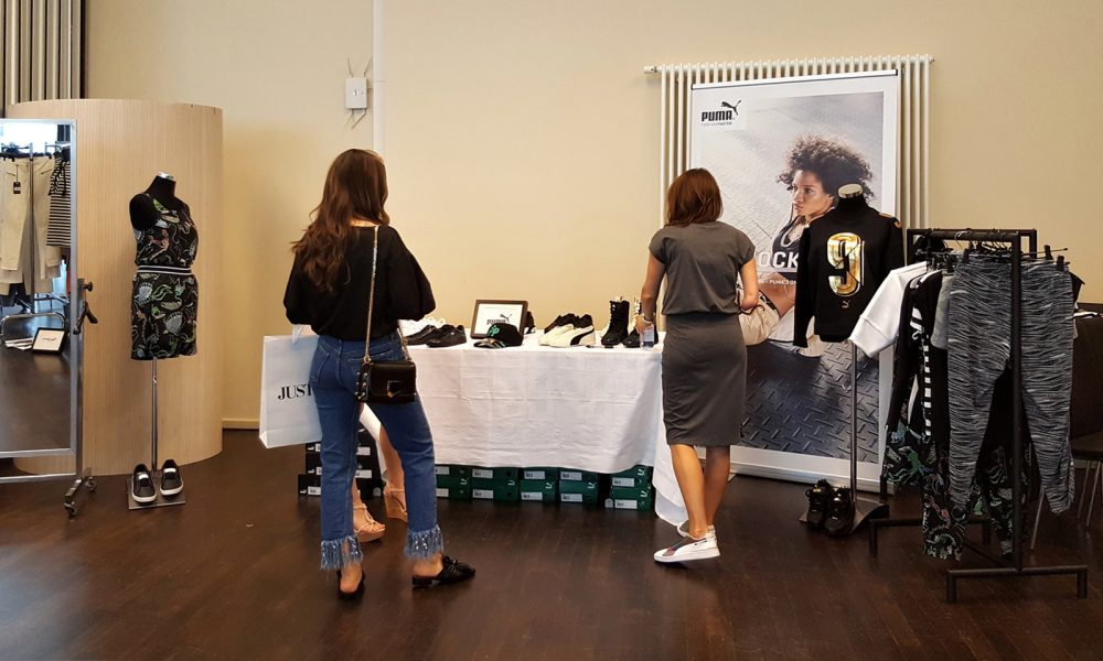 Fashion and Beauty Lounge Reichert PR Puma