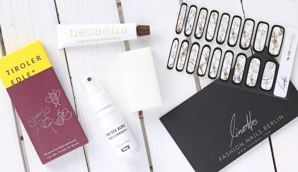 Goodie Bag Rebekka Ruetz Fashion Week Juli 2016