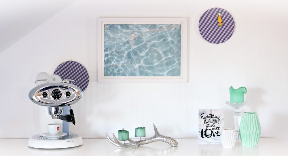Hello Sunday Deko Interieur Living Poster Bilderrahmen Schwimming Pool