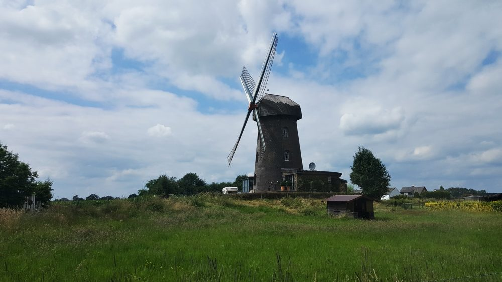 Holland Windmühle