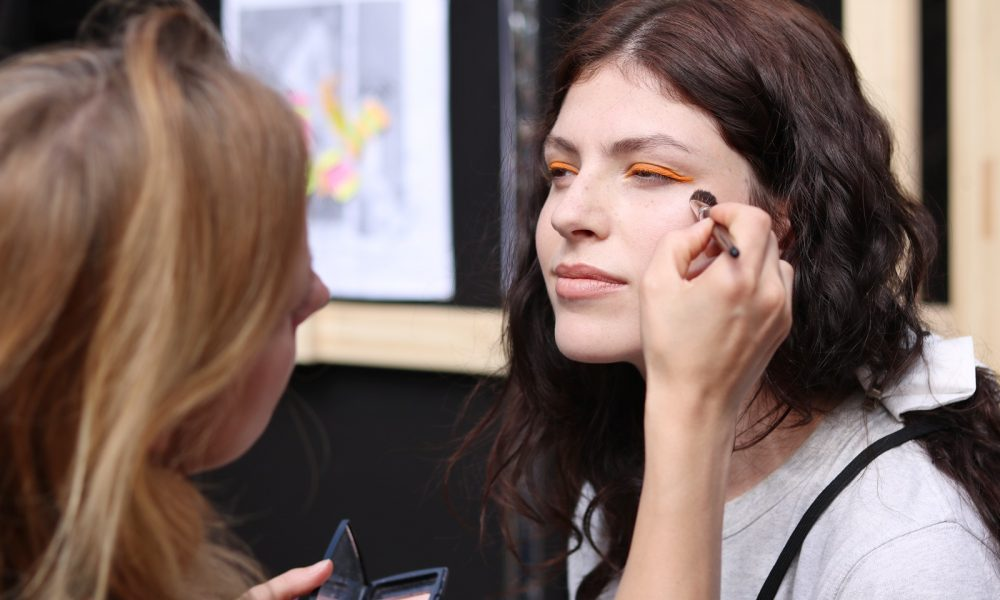 Marina Hoermanseder Berliner Mode Salon Fashion Week Juli 2016 Catrice (19)