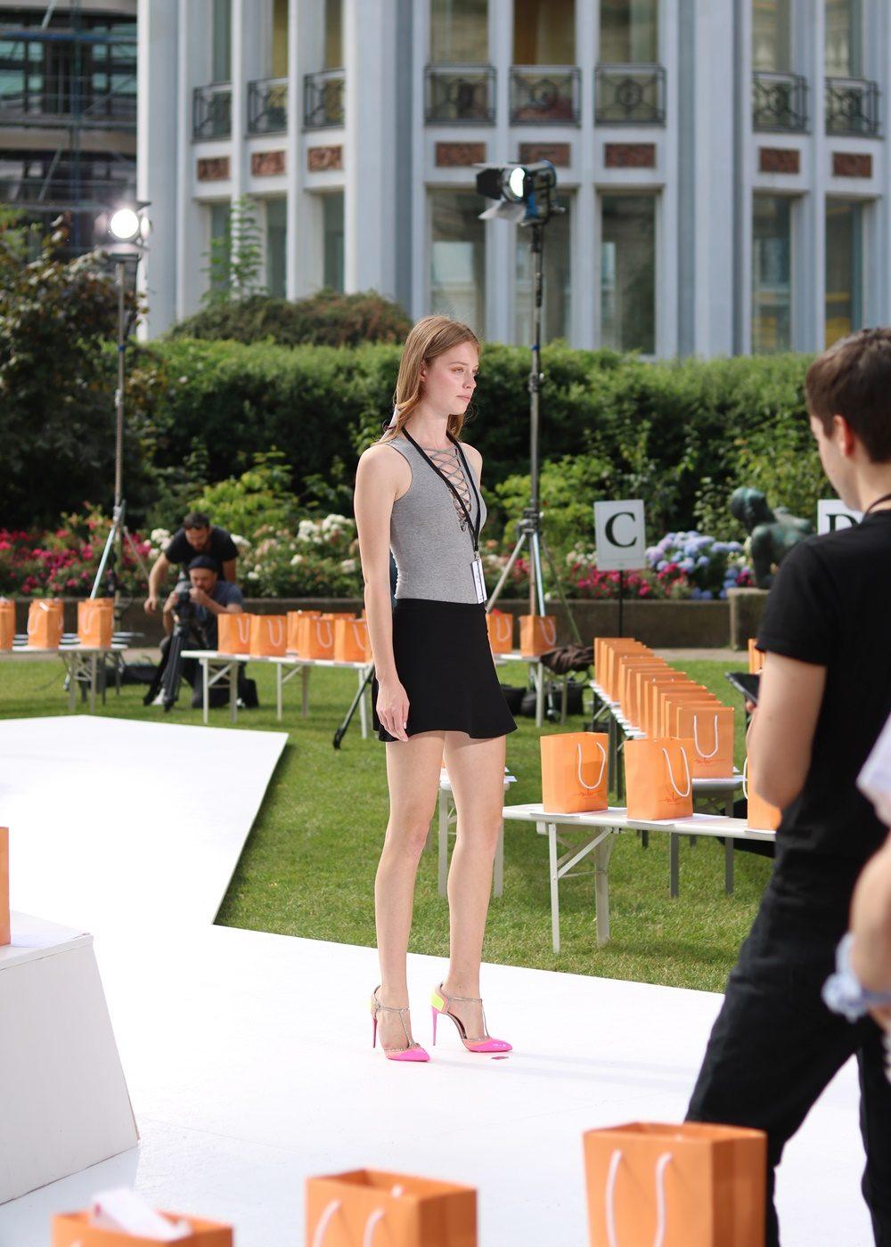 Marina Hoermanseder Berliner Mode Salon Fashion Week Juli 2016 Catrice (21)