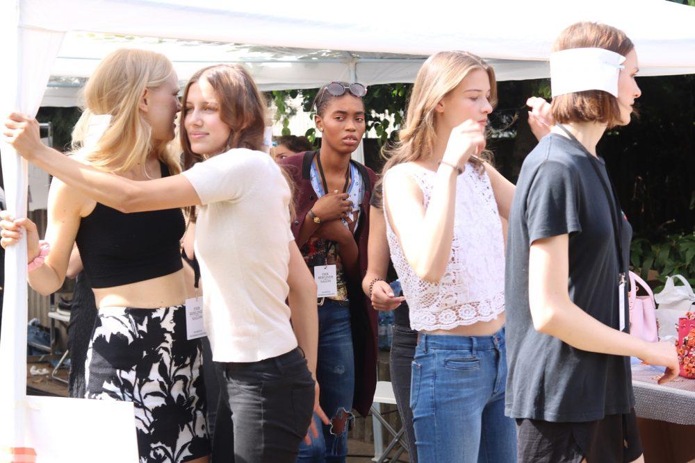 Marina Hoermanseder Berliner Mode Salon Fashion Week Juli 2016 Catrice (25)