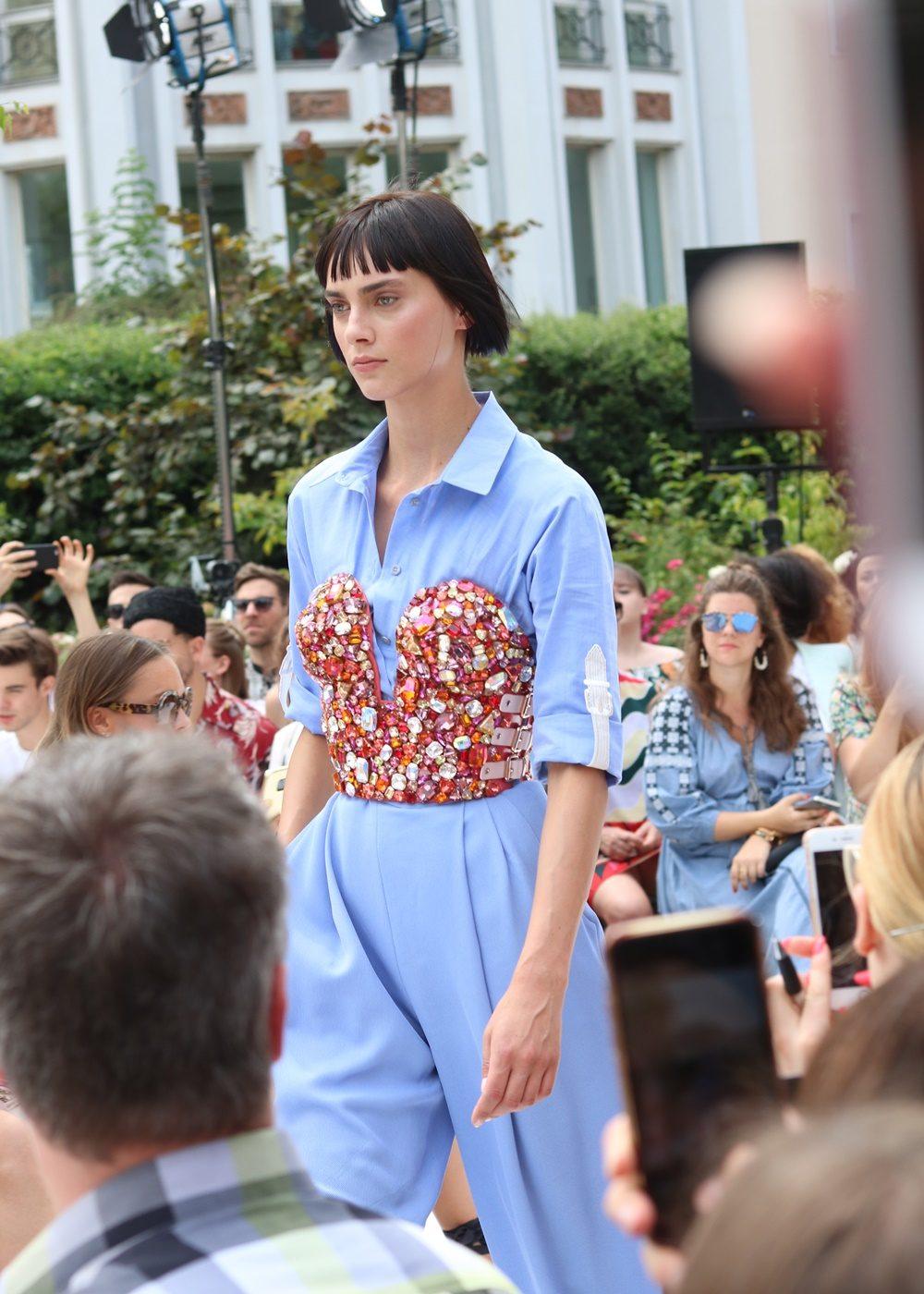Marina Hoermanseder Berliner Mode Salon Fashion Week Juli 2016 Catrice (4)
