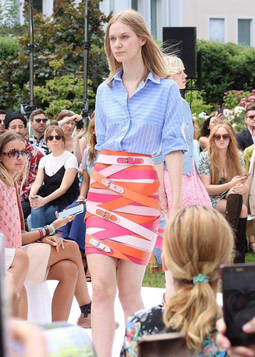 Marina Hoermanseder Berliner Mode Salon Fashion Week Juli 2016 Catrice (5)