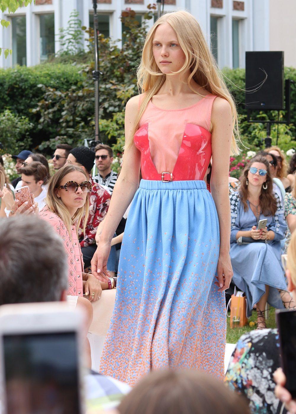 Marina Hoermanseder Berliner Mode Salon Fashion Week Juli 2016 Catrice (7)