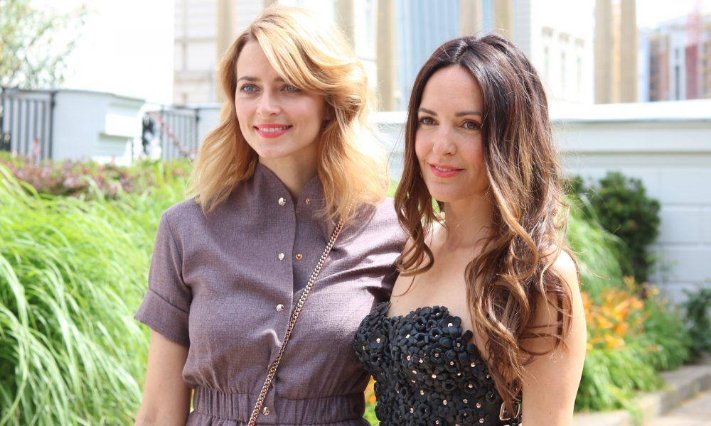 Marina Hoermanseder Berliner Mode Salon Fashion Week Juli 2016 Catrice Johanna Klum Eva Padberg