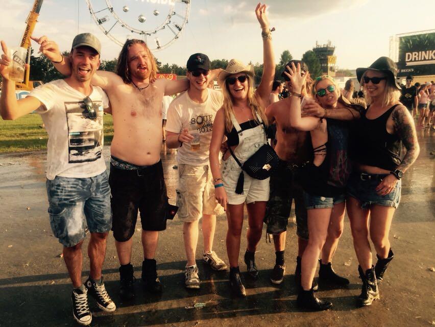 Southside Festival 2016 Crew 2
