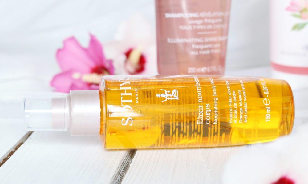 Beautypress 2016 Sothys Body Elixier Orange Blossom