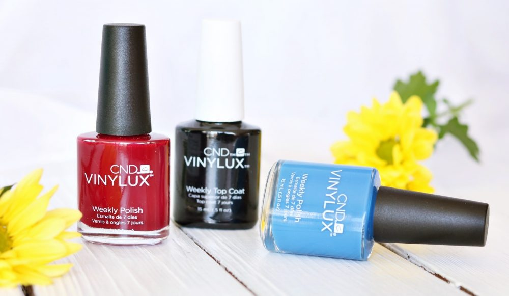 Beautypress Box August 2016 CND Vinylux Weekly Polish Nagellack