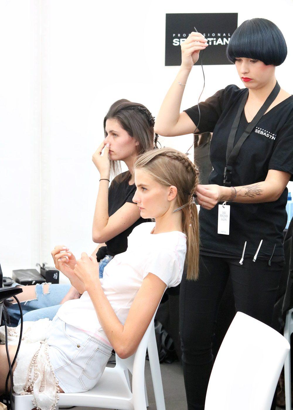 Berliner Mode Salon Backstage Catrice Vladimir Karaleev (6)