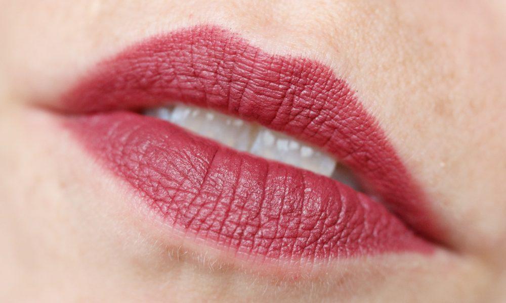 Catrice Herbst Winter 2016 Lippen Matt Lip Artist 6h Swatch 070 First bROWn Ticket