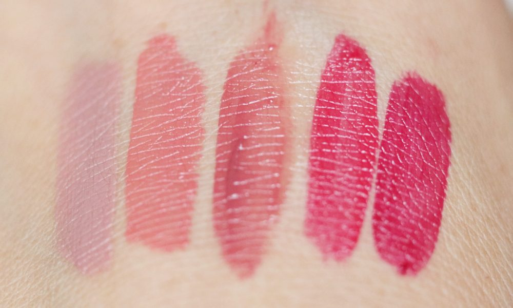 Catrice Herbst Winter 2016 Velvet Matt Lip Cream Swatch