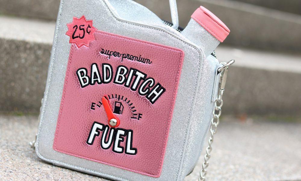 Fashionblogger Outfit Lederrock Zara Hut weisse Sneaker Nike Bad Bitch Fuel Tasche Asos (6)