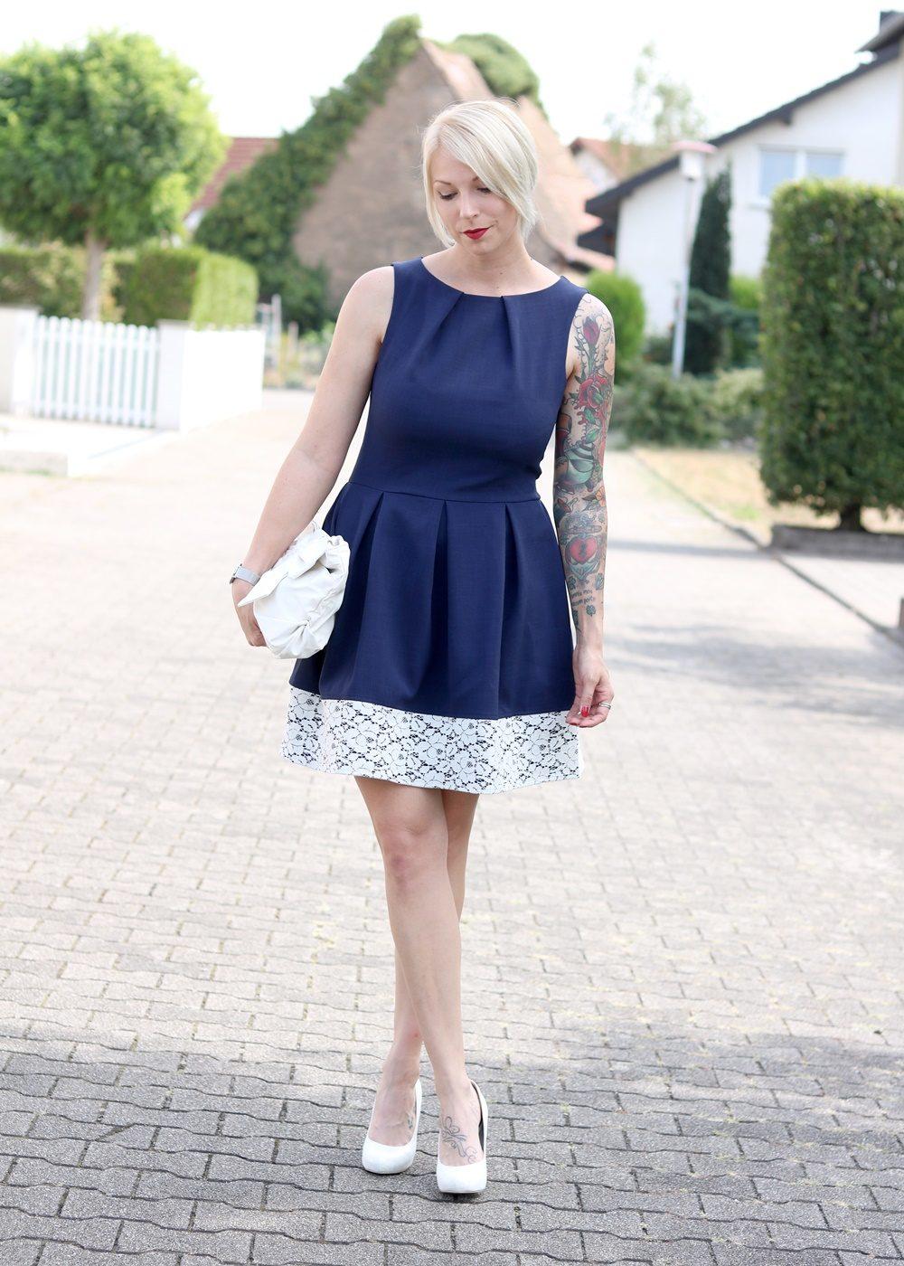 Outfit Hochzeit Zalando Kleid Closet Pumps Deichmann Schlupftasche Fashionblogger Karlsruhe (11)