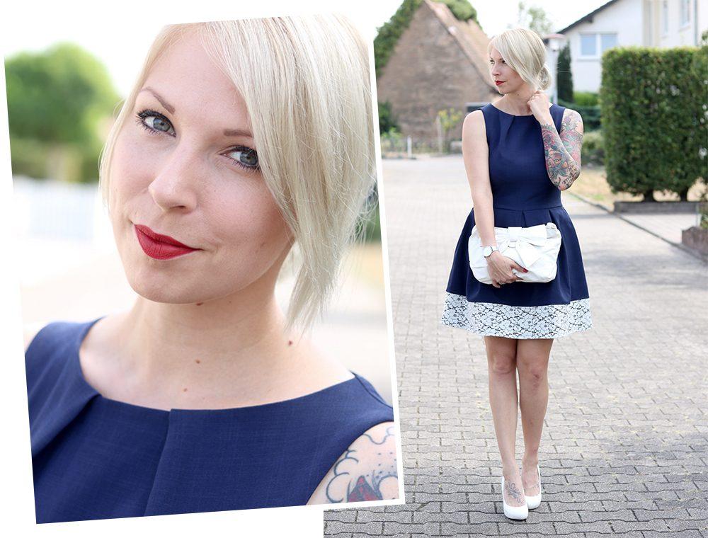 Outfit Hochzeit Zalando Kleid Closet Pumps Deichmann Schlupftasche Fashionblogger Karlsruhe (24)
