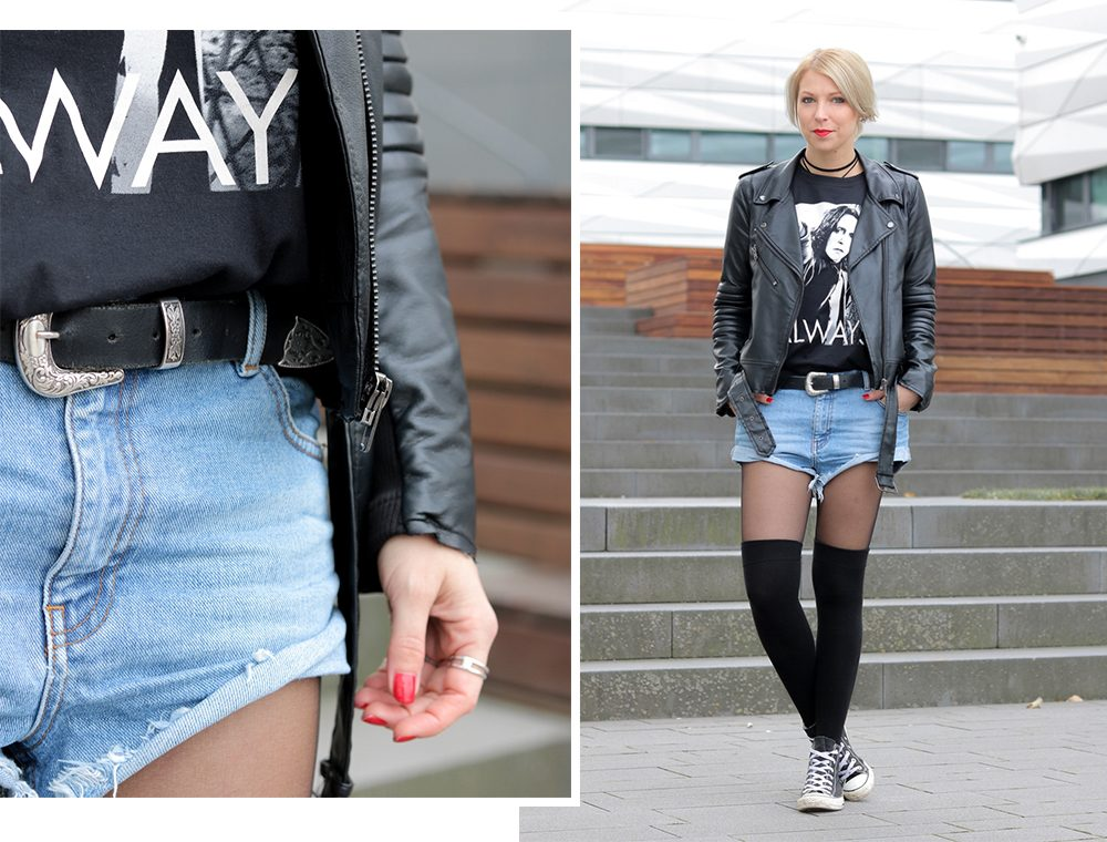 fashionblogger-heidelberg-outfit-shirt-snape-jeansshorts-chucks-lederjacke-1