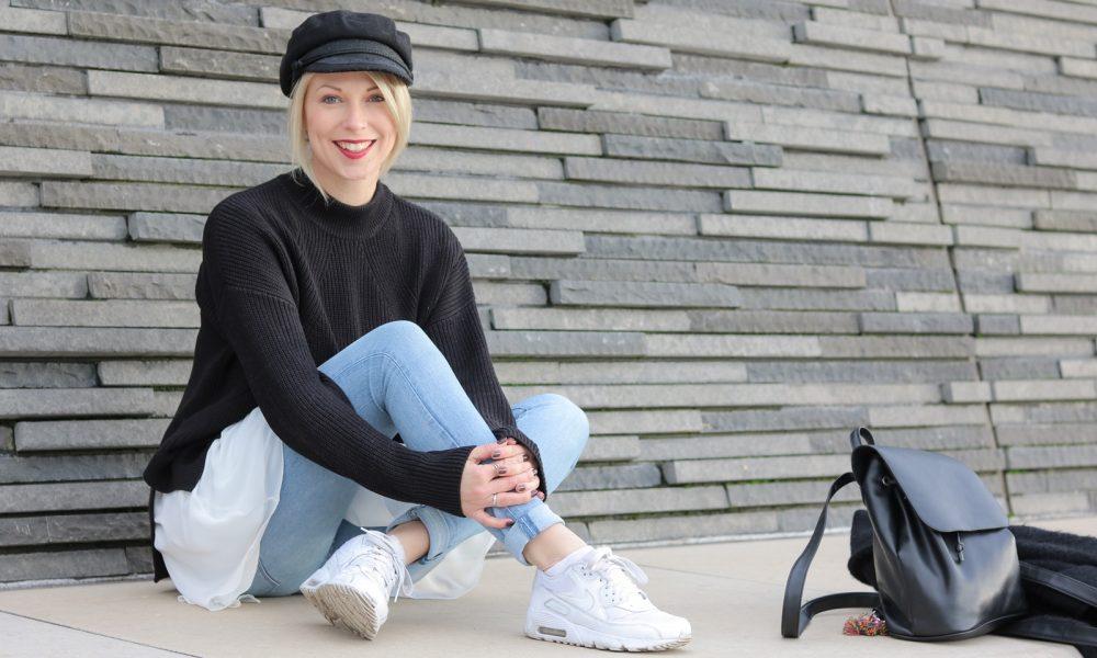 modeblogger-karlsruhe-outfit-herbst-kleid-vero-moda-rostrot-schwarzer-mantel-overknees-hut-16-von-29