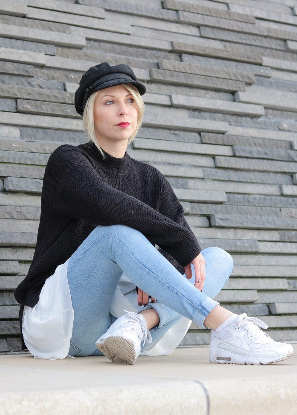 modeblogger-karlsruhe-outfit-herbst-kleid-vero-moda-rostrot-schwarzer-mantel-overknees-hut-17-von-29