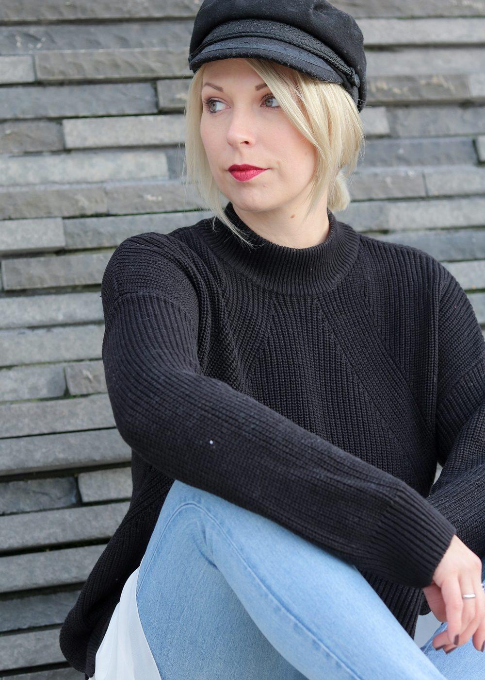 modeblogger-karlsruhe-outfit-herbst-kleid-vero-moda-rostrot-schwarzer-mantel-overknees-hut-18-von-29