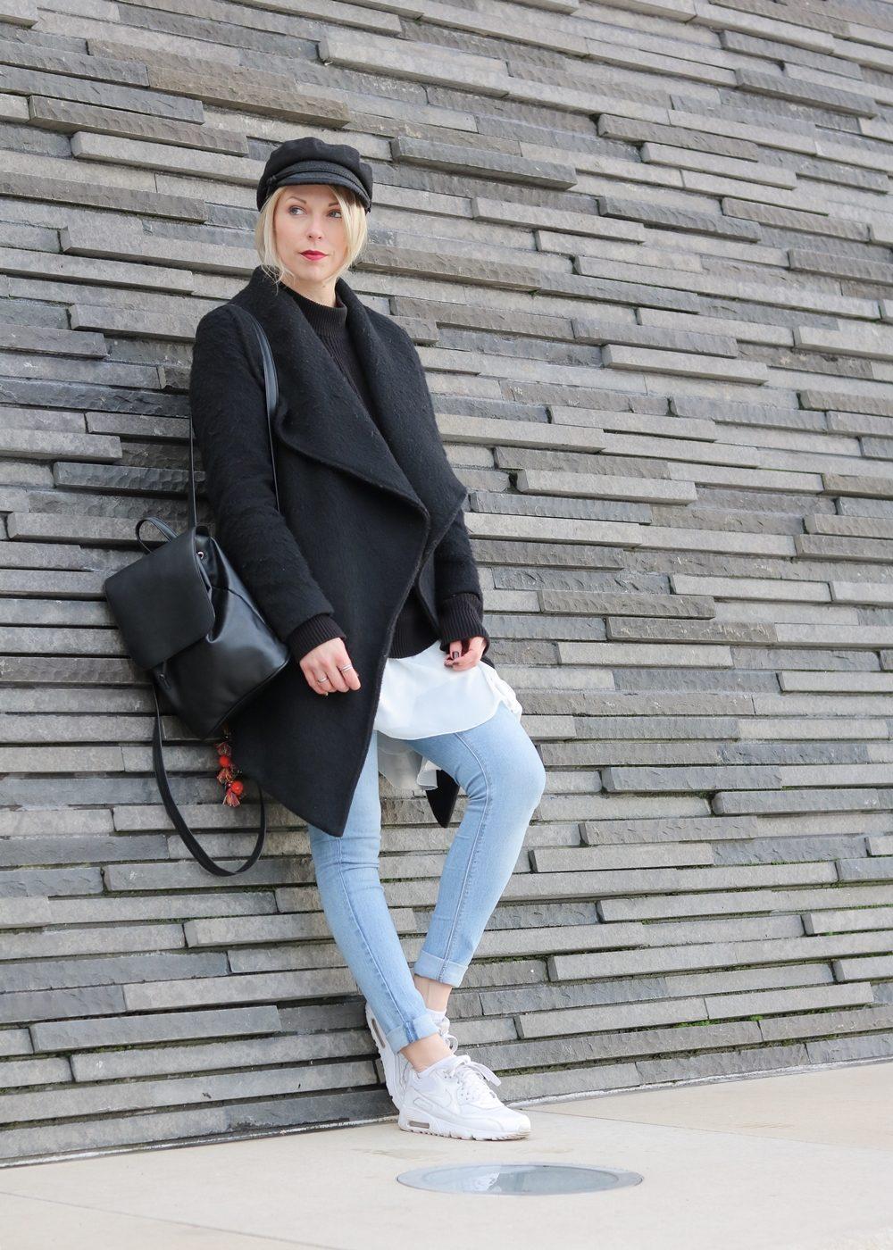 modeblogger-karlsruhe-outfit-herbst-kleid-vero-moda-rostrot-schwarzer-mantel-overknees-hut-27-von-29