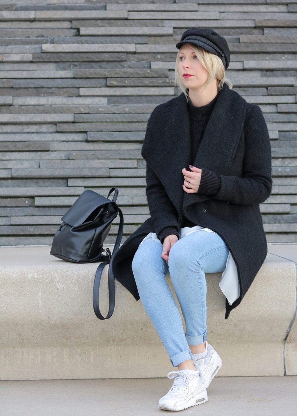 modeblogger-karlsruhe-outfit-herbst-kleid-vero-moda-rostrot-schwarzer-mantel-overknees-hut-5-von-29