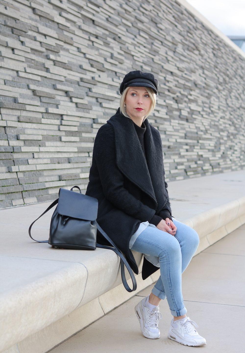 modeblogger-karlsruhe-outfit-herbst-kleid-vero-moda-rostrot-schwarzer-mantel-overknees-hut-6-von-29