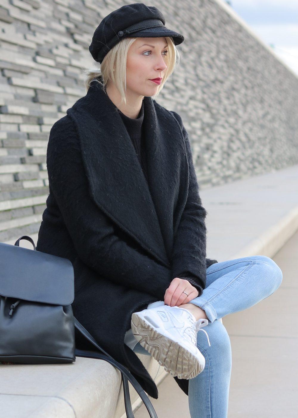 modeblogger-karlsruhe-outfit-herbst-kleid-vero-moda-rostrot-schwarzer-mantel-overknees-hut-7-von-29