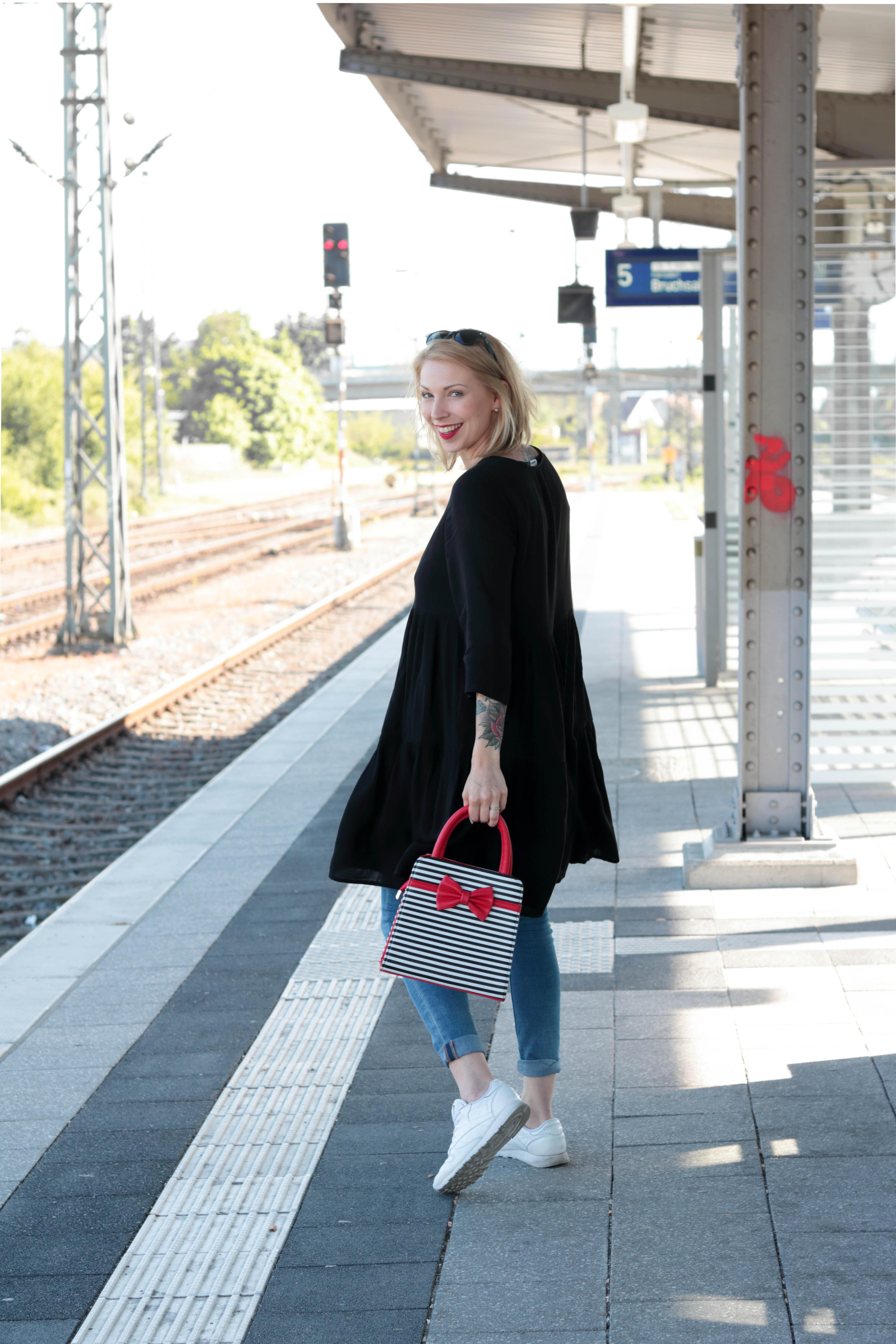 Lavie Deboite 2 Classics Reebok Kleid Outfit Schwarzes Skinnyjeans IE29YeDHW