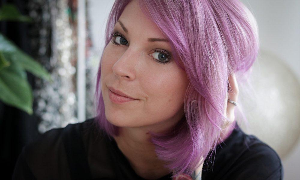 Lila Haare Mit Colour Freedom Ultra Vibrant Lavie Deboite
