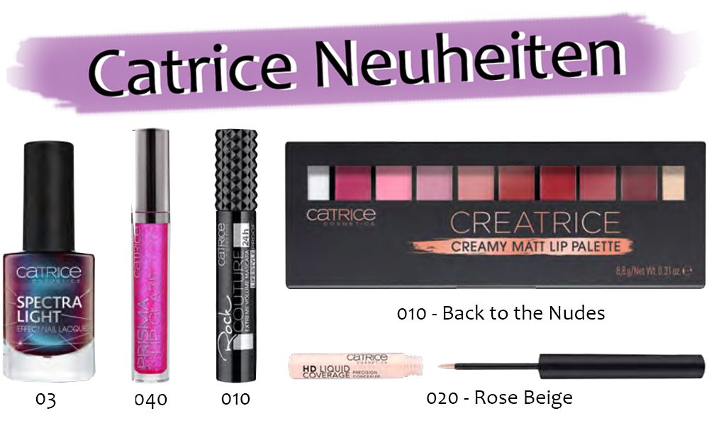 catrice neues sortiment 2020