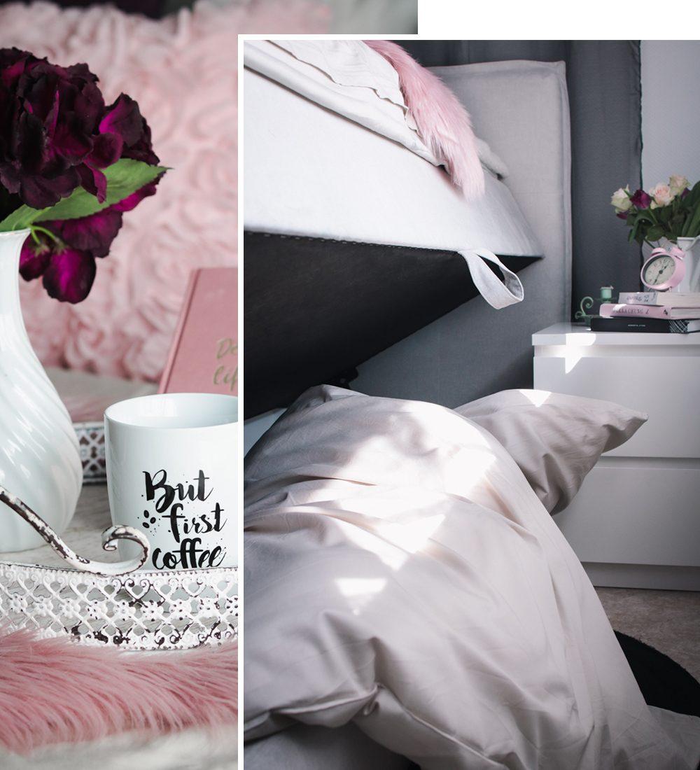 Anzeige: Schlafzimmer Relaunch mit OTTO Home & Living - Lavie Deboite