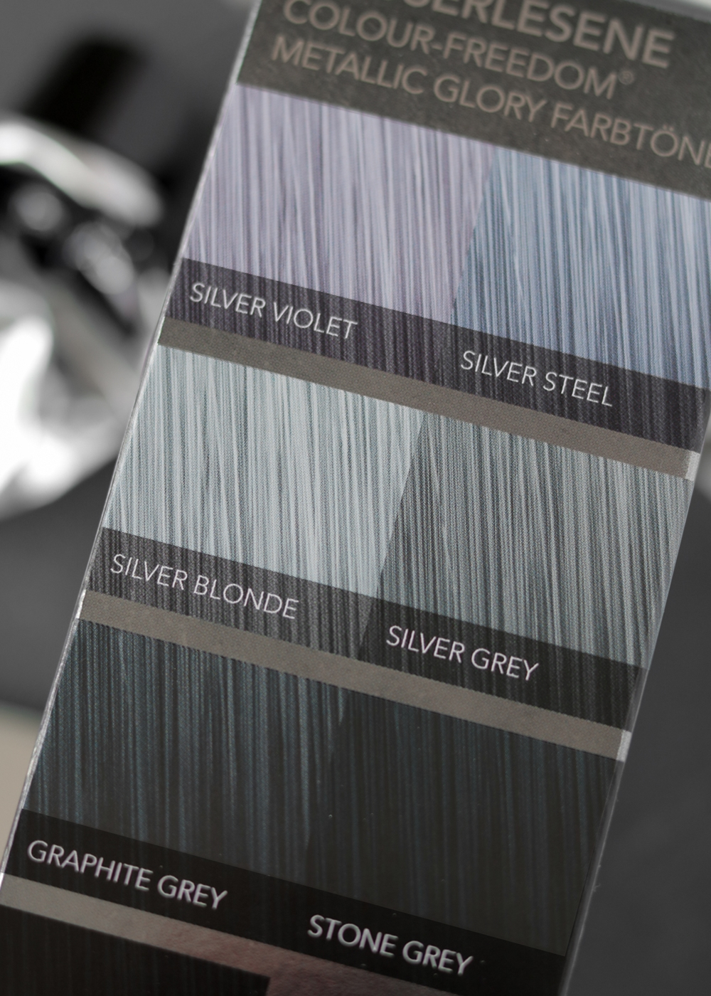 Graue Haare Erfahrungen Mit Colour Freedom Silver Grey