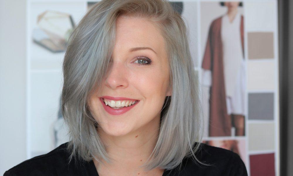 Silbergraue Haare Meine Erfahrungen Mit Metallic Glory Silver Grey